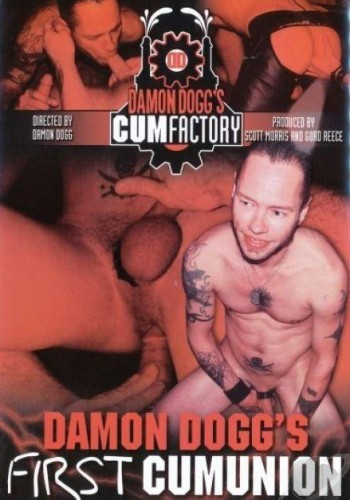 Cum Factory - Damon Doggs First Cumunion cover