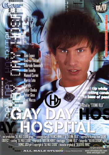 00450-Gay day hospital vol1 [All Male Studio] cover