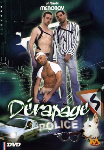 Derapages (Ludovic Pelletier, Menoboy) [2008, oral,anal,Double Penetration,Threesome, DVDRip] cover