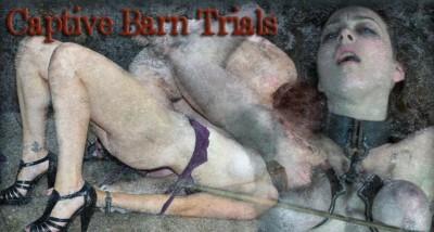 Captive Barn Trials cover