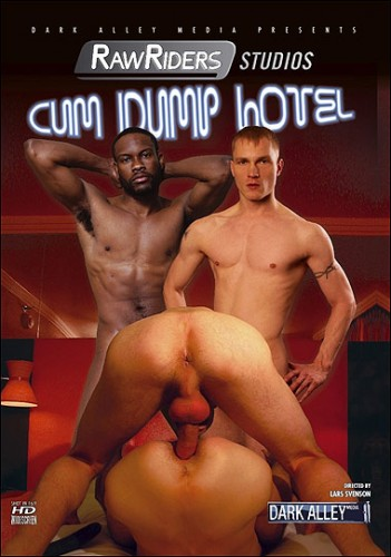 Raw Riders Studio - Cum Dump Hotel cover