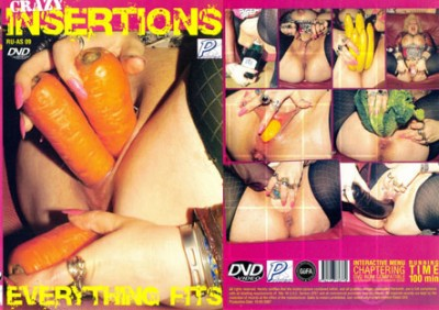 Crazy Insertions (2007) cover