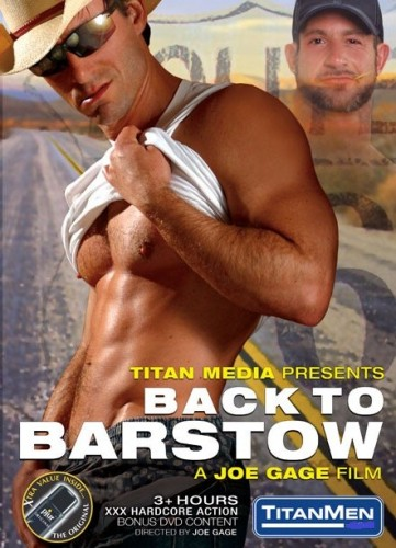 Back To Barstow cover