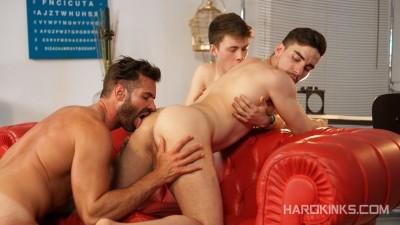 Dani Robles, Josh Milk and Ruben - Knock Knock