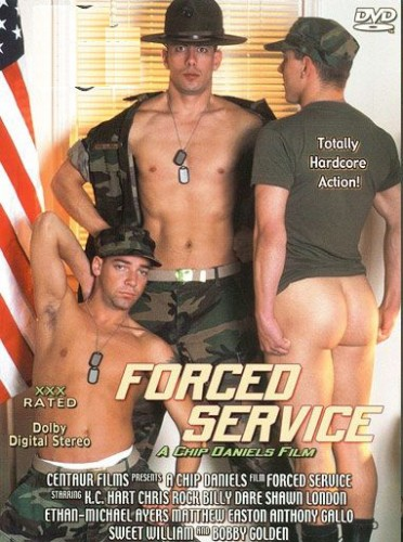 Forced Service cover
