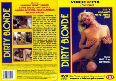 Dirty Blonde (1984) - Renee Summers, Sharon Mitchell, Cody Nicole