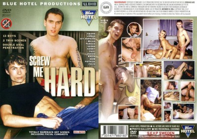 Screw me hard cover