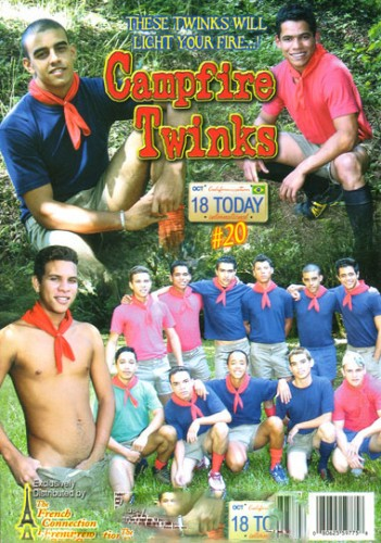Campfire Twinks (18 Today International #20) cover