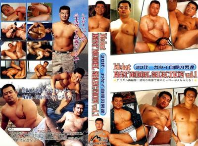 Mr.Hat Best Model Selection 1 - Asian Sex