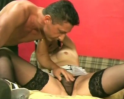 High Heel T-Girl - Scene 1 cover