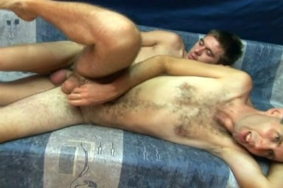 Gay Guys Giving Exceptional Oral And Anal cover