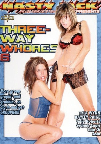 Three-Way Whores 6 cover
