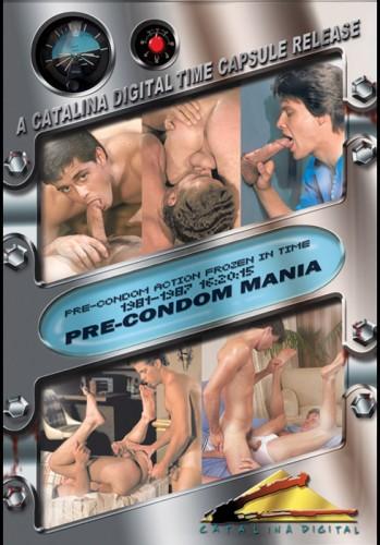 Pre-condom Mania cover