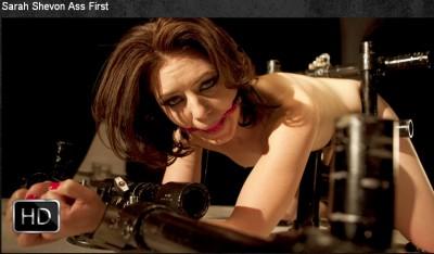 MissoGyny -  Mar 12, 2014 - Sarah Shevon Ass First