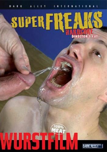 Super Freaks Hardcore Directors Cut cover