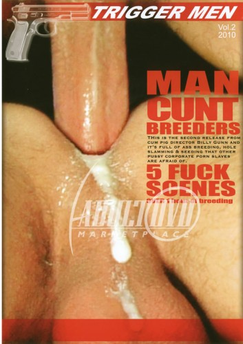 Man Cunt Breeders cover
