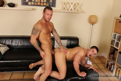 Bo Dean and Marc Dylan