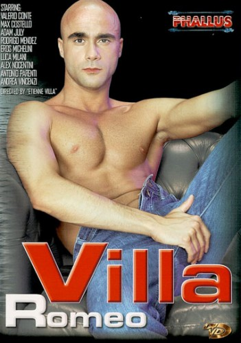 Villa Romeo cover
