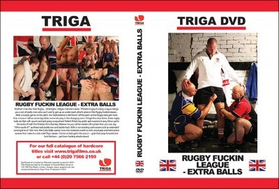 Rugby Fucking League: Extra Balls
