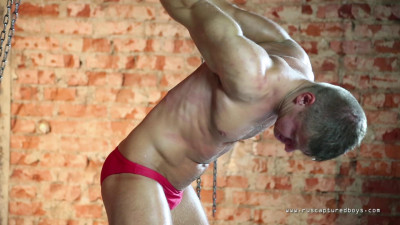 RusCapturedBoys - Favourite Pain Slave Pavel - All three parts