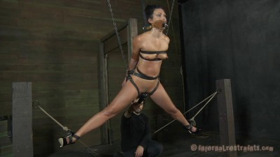 Wenona  Riding The Rope