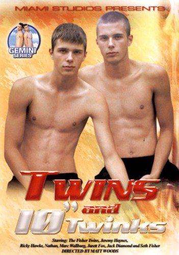 Twins and 10'' Twinks cover