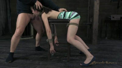 Sexually Broken - Cute 20yr old girl next door gets completely sex destroyed - Apr 29, 2013