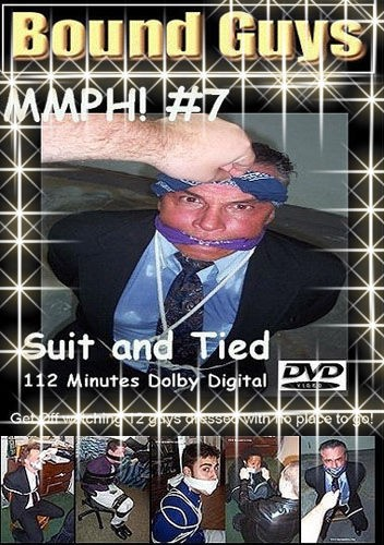 Bound Guys MMPH! 7 - Suit and Tied cover