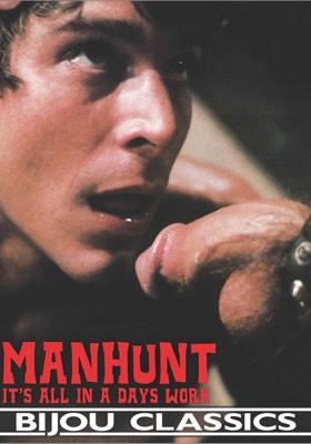 Manhunt (1980) DVDRip cover