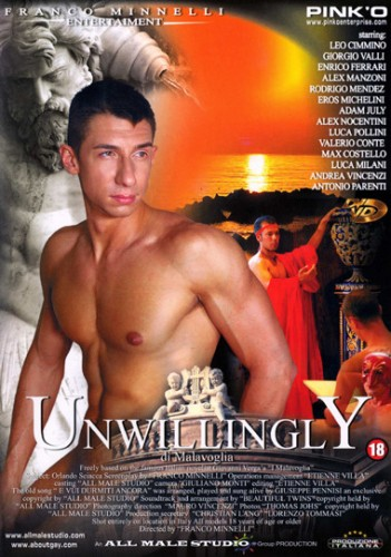 00486-Unwillingly [All Male Studio] cover