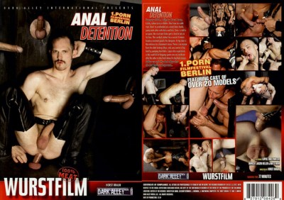 Wurstfilm - Anal Detention cover