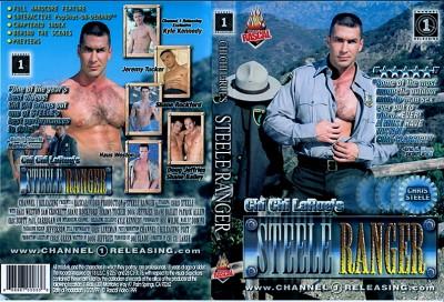Steele Ranger cover