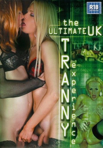 The Ultimate UK Tranny Experience cover