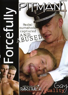 Pitman Gays  - Forcefully Scene 4 cover