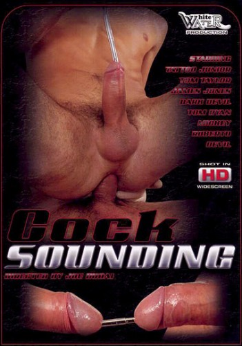 Cock Sounding (Joe Budai, US Male / White Water Productions) cover