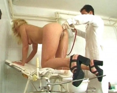 [Sascha Peoduction] Die klistier klinik teil2 Scene #3 cover
