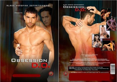 Obsession of D.O. cover
