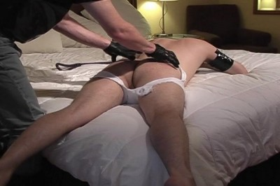 [Pig Daddy] Night Shayde Leashed Scene #1