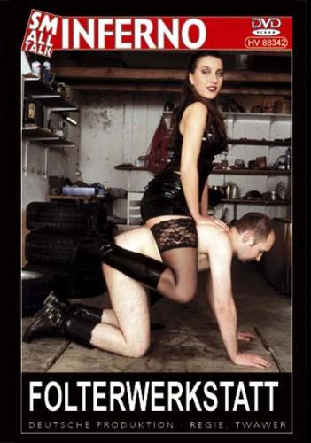 Folterwerkstatt cover