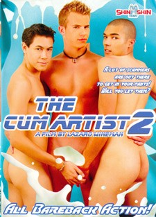 [Skin to Skin Films] The cum artist vol2 Scene #1 cover