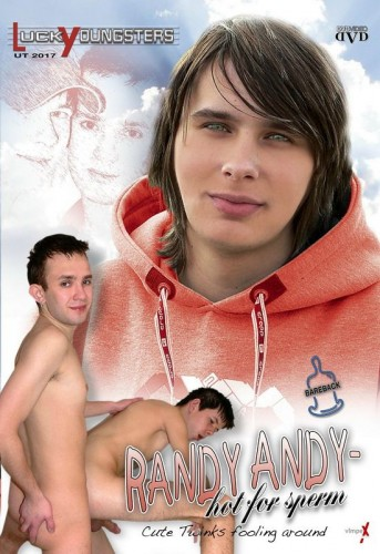 Randy Andy - Hot For Sperm (LuckYoungsters / Vimpex) cover