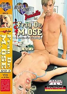 Frau Dr. Mose 3 cover