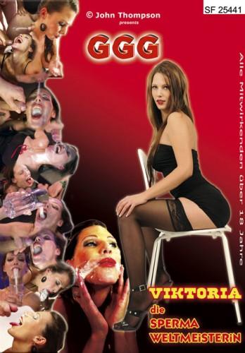 Viktoria die Sperma-Weltmeisterin
