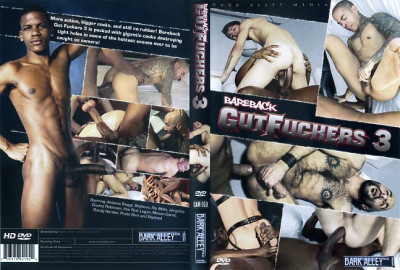 DarkAlleyMedia Bareback Gut Fuckers Part 3