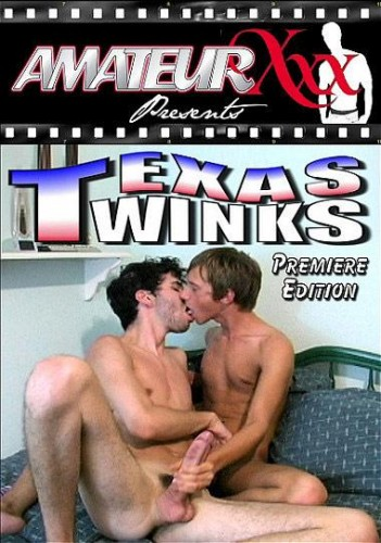 Texas Twinks - Premiere Edition cover