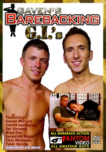 Gavens Barebacking GIs cover
