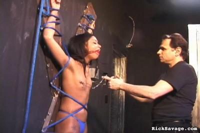 Painful Interrogation: Yasmine hi