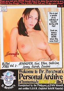 Blow job flix vol2 cover