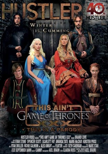 This Ain't Game Of Thrones: This Is A Parody