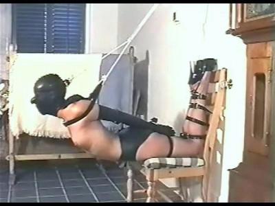 She will be subjected to bondage and extreme punishment!